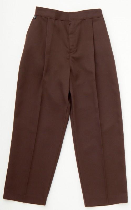 Brown Junior Boys Trousers (7031BN)