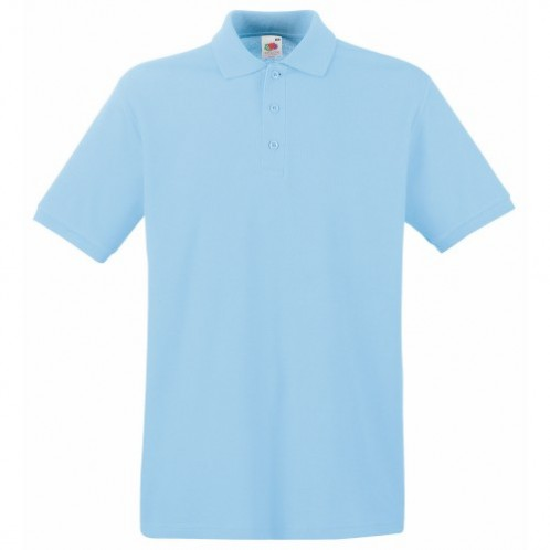 JTS Blue Short Sleeve Polo Shirt - Junior School (7095JTSJ)