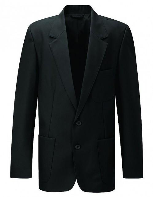 Boys Black School Blazer (7170-BLK)