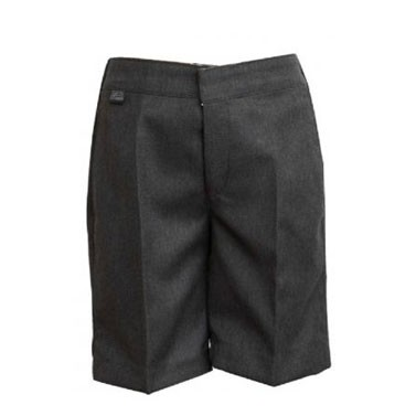 Long Gabardine School Shorts (7300)
