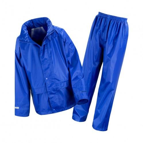 Result Core Junior and Adult Rain Suit (7394)