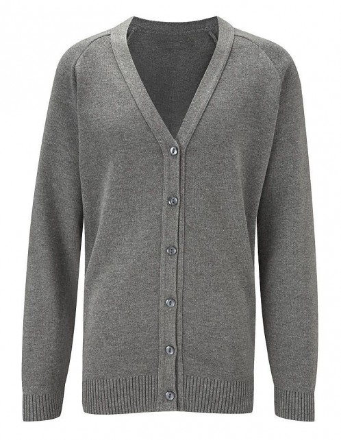 Girls 100% Cotton V-Neck Cardigan (7471)