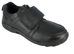 """Champlain"" Junior Boys Leather School Shoes (7443)"