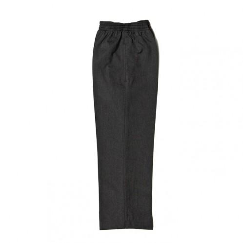 Junior Boys Full Elastic Pull-Up Trousers (7457)