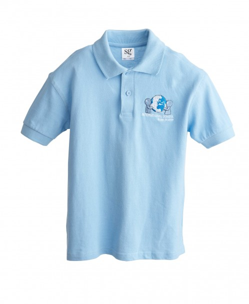 ISIB 100% Cotton Polo T-Shirt (8593)