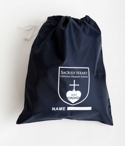 Sacred Heart Primary School P.E. Bag (8684)