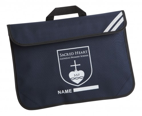 Sacred Heart Primary School Book Bag (8685)