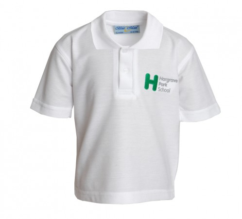 Hargrave Park Primary School Polo Shirt (8713)