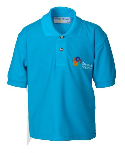 New North Academy Polo Shirt (8734)