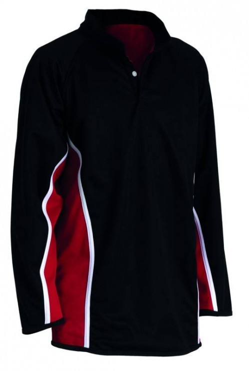 YGGIC Rugby Jersey with School Logo (8776)