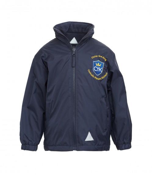 CTK Outdoor Jacket with School Logo (8792)