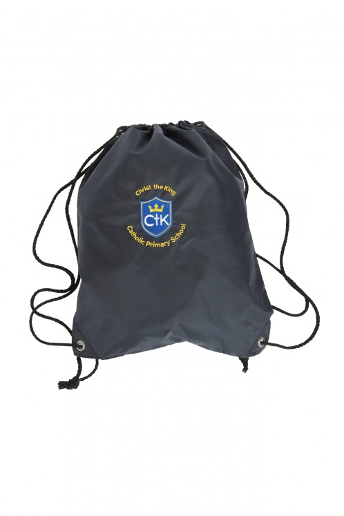 CTK P.E. Bag with School Logo (8794)