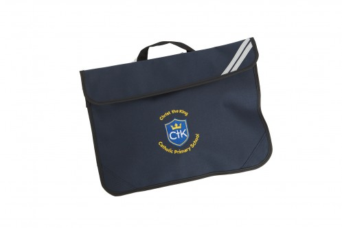 CTK Book Bag with Logo (8795)