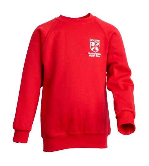 Borden School Sweatshirt (BD8400)