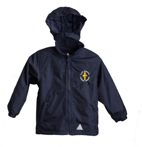 St Patrick's Reversible School Jacket (SPP8502)