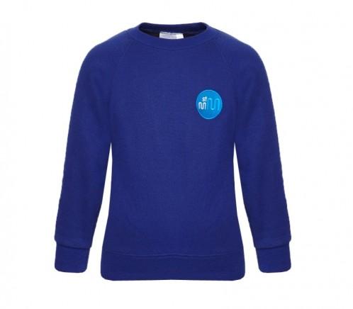 St Mary Magdalene Primary School Sweatshirt (SM8334)