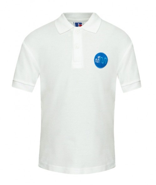 St Mary Magdalene Primary School Polo T-Shirt (SM8340)