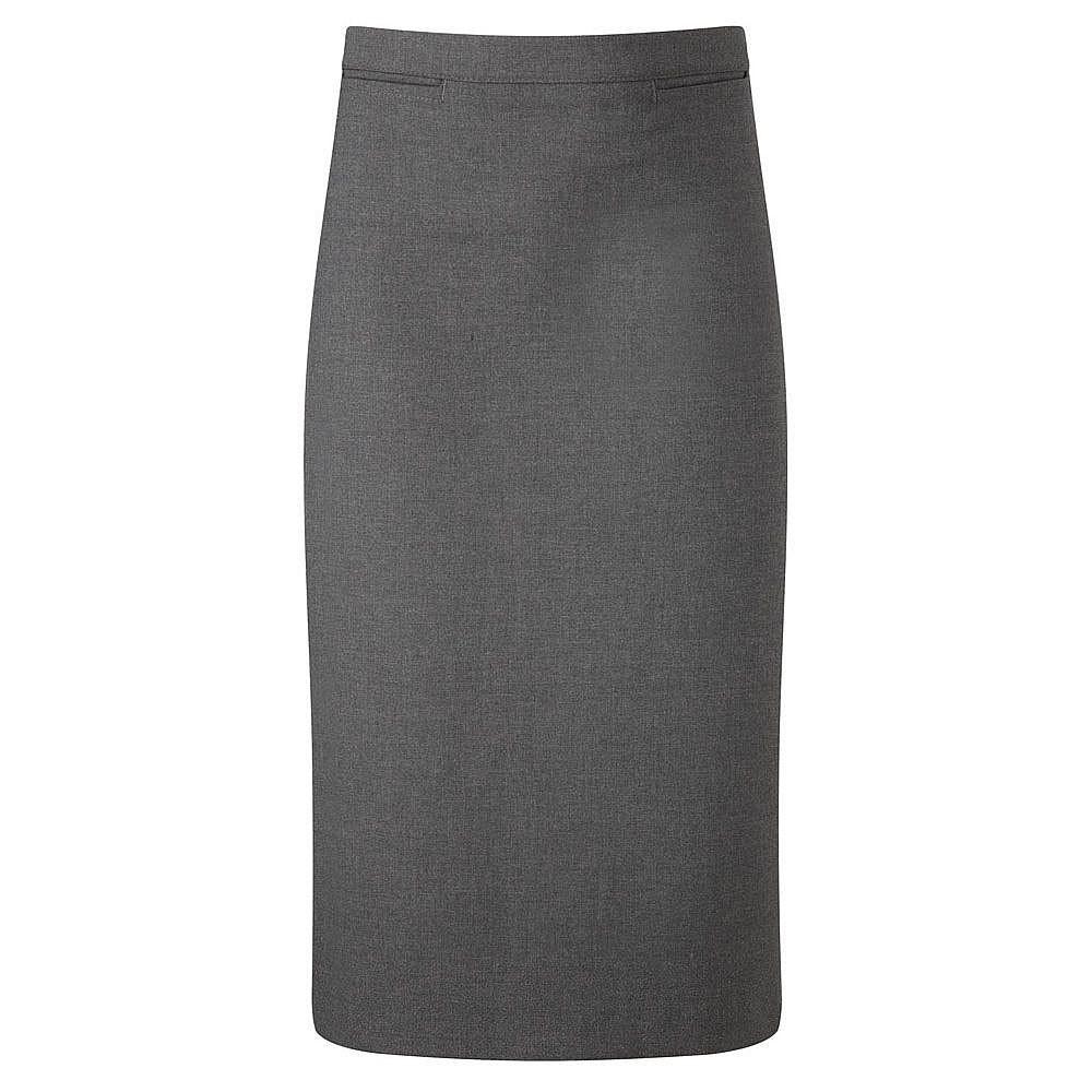 ... Ansford Academy - Girls • Luton Straight School Skirt (7387GREY