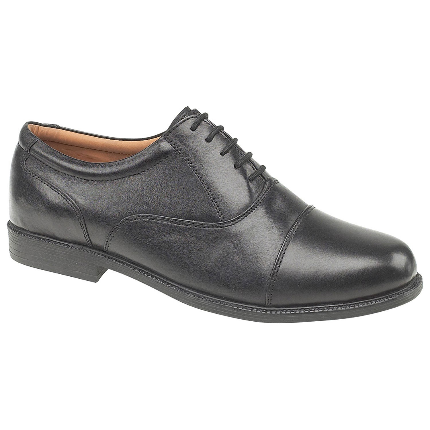 amblers leather boys school shoes 7399