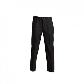 Black Extra Sturdy Elasticated School Trousers (7040B)