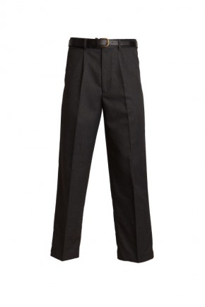 Grey Extra Short Fit School Trouser (7043G)