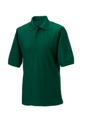Short-Sleeve Polo T-Shirt - Assorted Colours (7092)