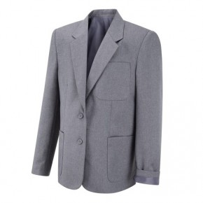 Girls Grey School Blazer (7160A)