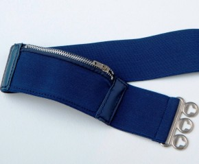 Navy Purse Belt (7224NVY)