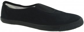 Slip On School Plimsolls (7231)