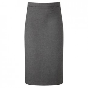 Luton Straight School Skirt (7387GREY)