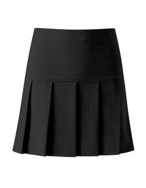 Charleston Longer Length Knife Pleat School Skirt (7388)