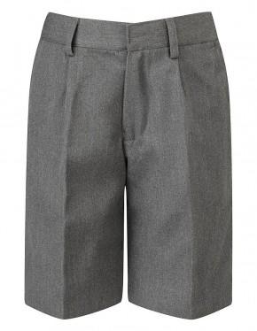 Bermuda Grey School Shorts (7430)