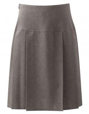 Girls Henley Pleated Skirt (7434)