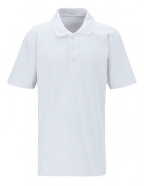 White Classic Polo Shirt (7436WHT)