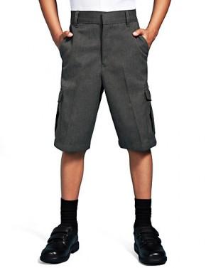 Boys Cargo Shorts (7453)