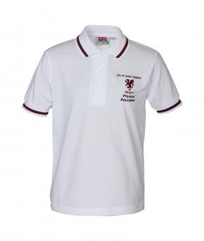 City of London Academy P.E. Polo T-Shirt (CL8176)