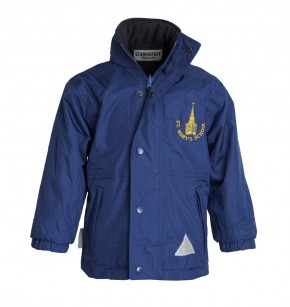 St Mary's Church of England Primary School Reversible Jacket (8623)