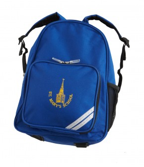 St Mary's Church of England Primary School Backpack (8625)