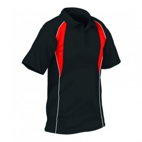 YGGIC P.E. Polo Shirt With School Logo (8777)