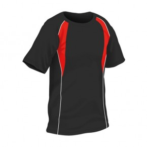 YGGIC P.E. T-Shirt With School Logo (8778)