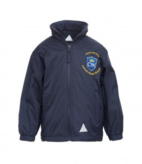 CTK Outdoor Jacket with School Logo (8792)