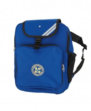St Andrew's Junior Backpack with School Logo (8826)