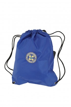 St Andrew's P.E. Bag with School Logo (8827)