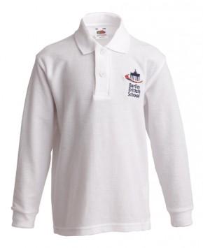 BBS Long Sleeve Pique Polo Shirt (BBS8464)