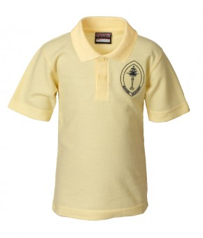Blessed Sacrament School Polo T-Shirt (BS8482)