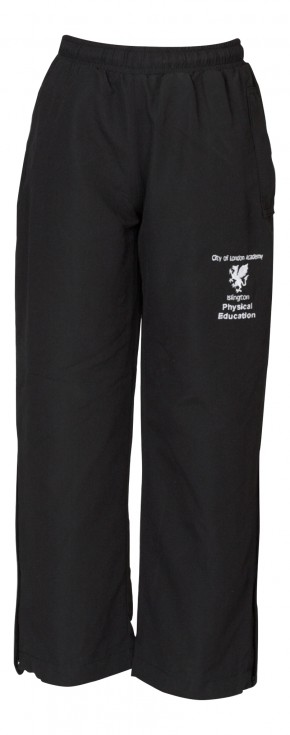 City of London Academy Islington P.E Microfibre Track Pants (CL8167)
