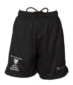 City of London Academy P.E. Shorts with Logo (CL8168)