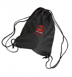 Cardinal Pole Drawstring P.E. Bag (8202)