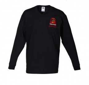 Cardinal Pole P.E. Long Sleeve T-Shirt with School Logo (CP8205)