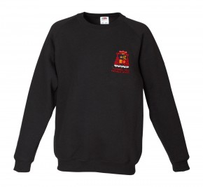 Cardinal Pole P.E. Sweatshirt with School Logo (CP8206)